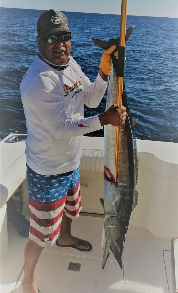 Wahoo round out the Cabo offshore action in November